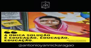 Read more about the article Direitos Humanos – uma questão de educação.