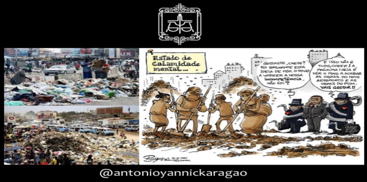 """You are currently viewing Do lixo ao luxo – Luanda, a """"musa inspiradora""""."""